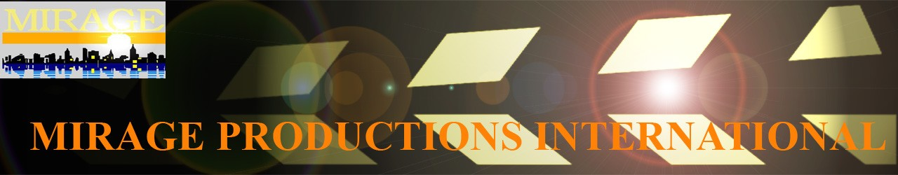 Mirage Productions Banner